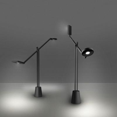 Equilibrist Table lamp black color Led