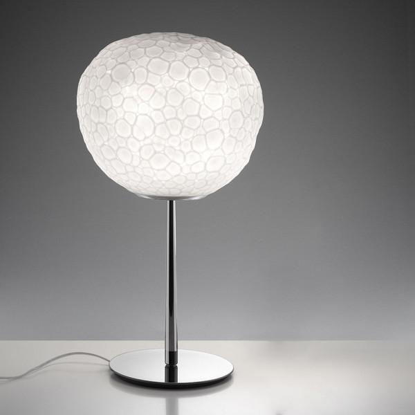 Meteorite 35 Stelo lampada da tavolo diffusore in vetro soffiato 150W E27