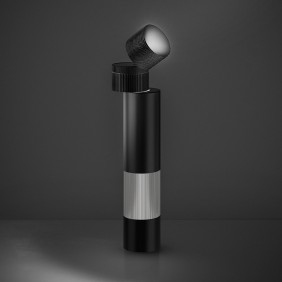 Objective Table lamp body...