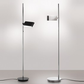 Two Flags Floor lamp in...