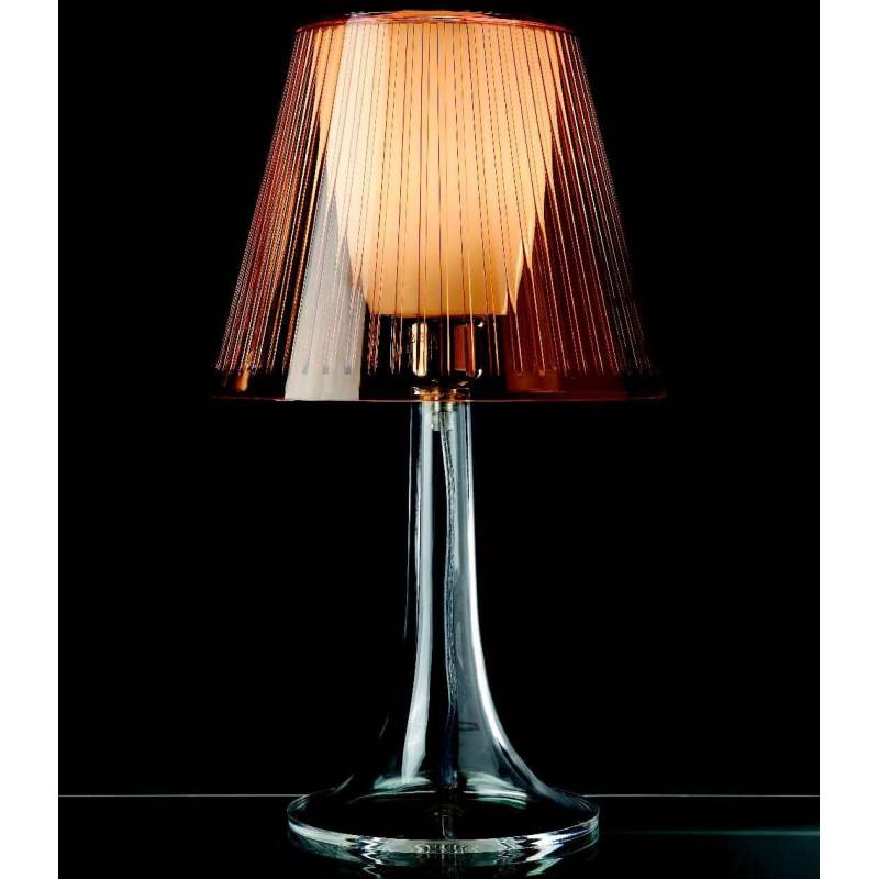 LU Jolly G lampada da tavolo base e diffusore acrilico 42W E27