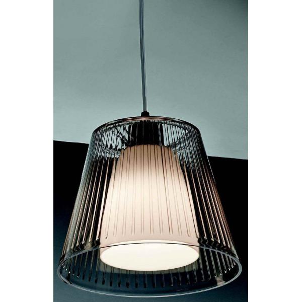 SP Jolly 1G lampada a sospensione diffusore acrilico 42W E27