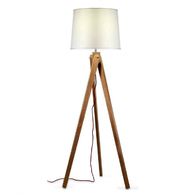 Zaria lampada da terra struttura in