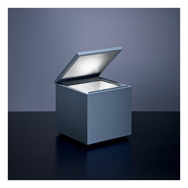 Cuboluce wireless laccaseta Table lamp Led 2W
