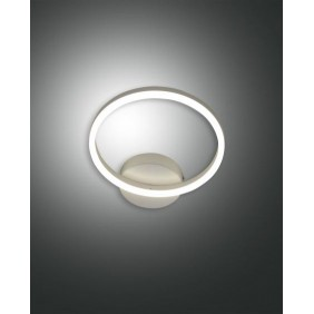 Giotto Wall lamp metal frame and