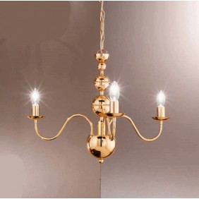 2595/3 Suspension lamp 33W E14