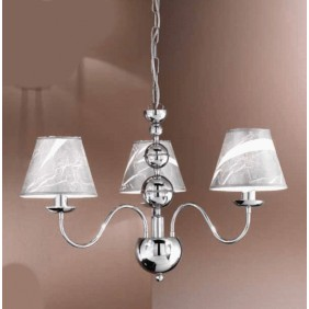 2596/3 Suspension lamp 33W E14