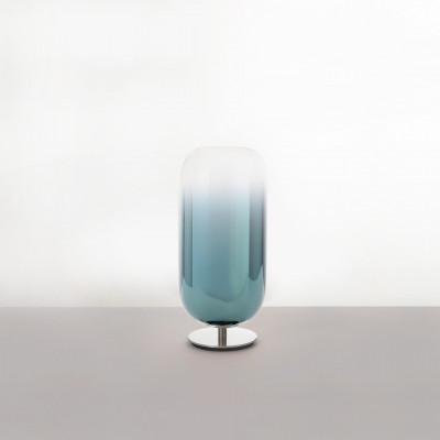 Gople Mini Table lamp in blown glass 6W
