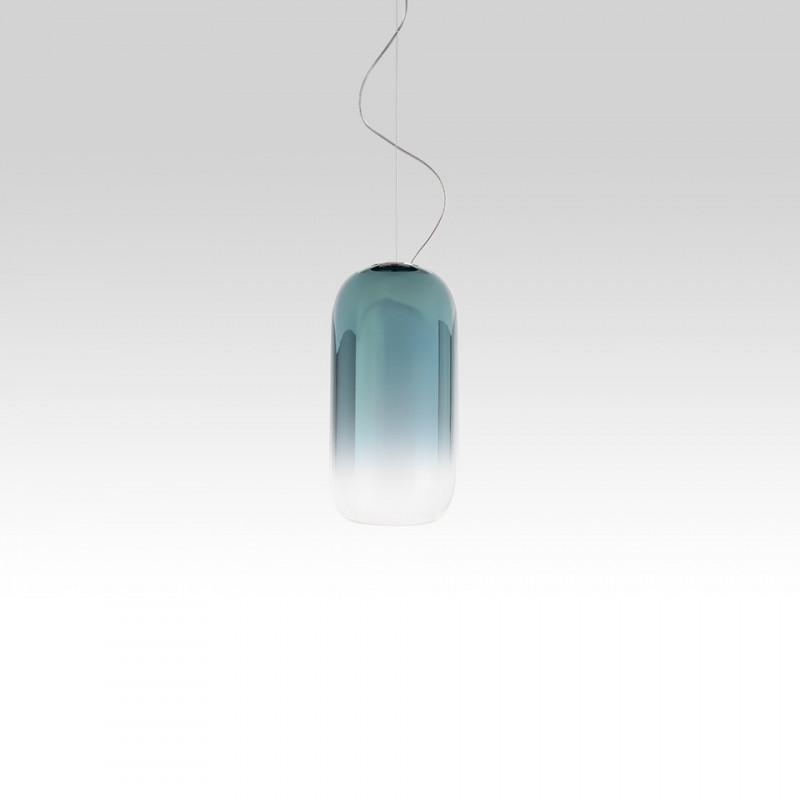 Gople Mini Suspension lamp in blown