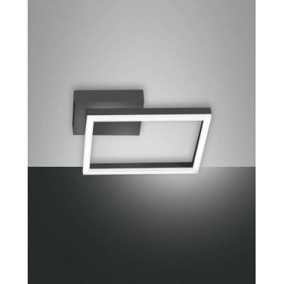 Bard Small Wall/Ceiling lamp aluminium
