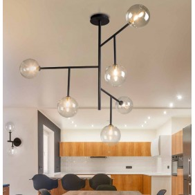 PL Bolle 6 Ceiling lamp...