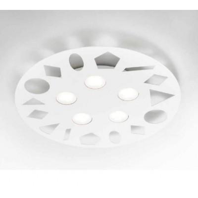 PL Geo 5 Ceiling lamp metal...