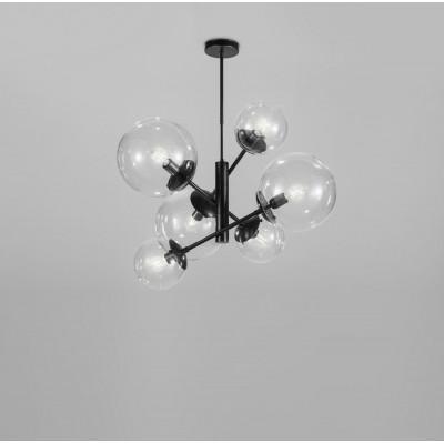 Global 6 luci lampada a...