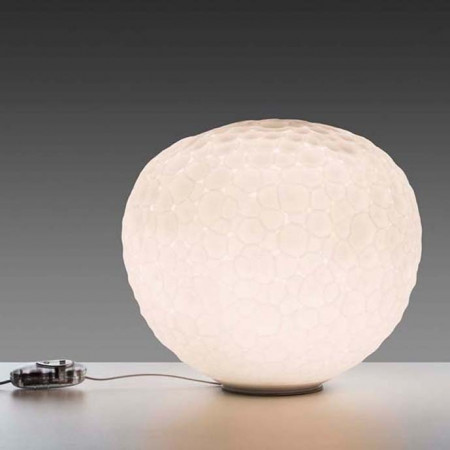 Meteorite 15 Table lamp double layer glass diffuser 33W G9
