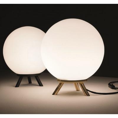 Palla 25/lp on/off lampada da tavolo