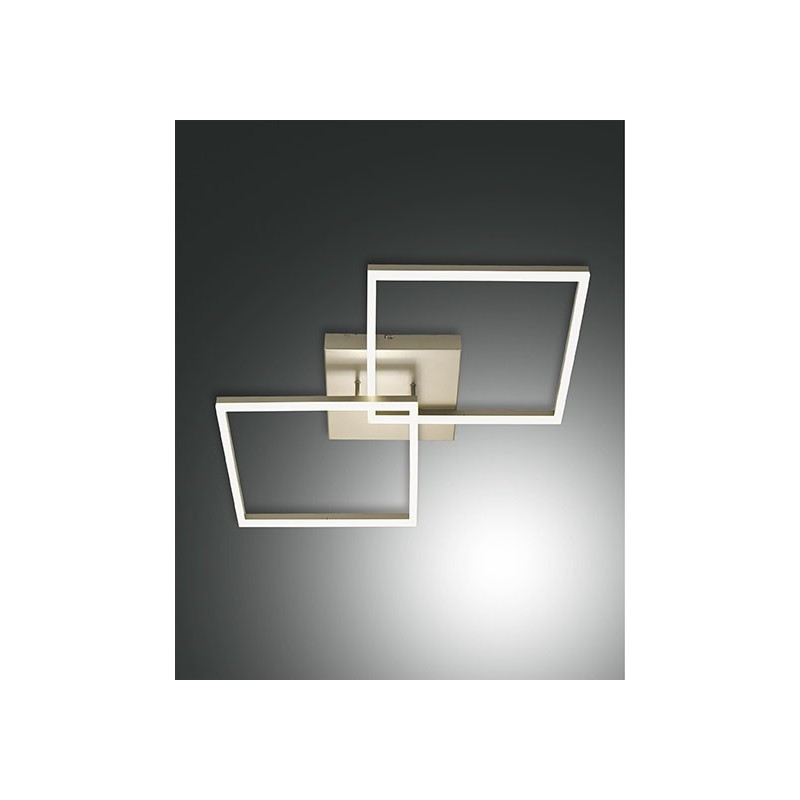 Bard double Large Wall/Ceiling lamp