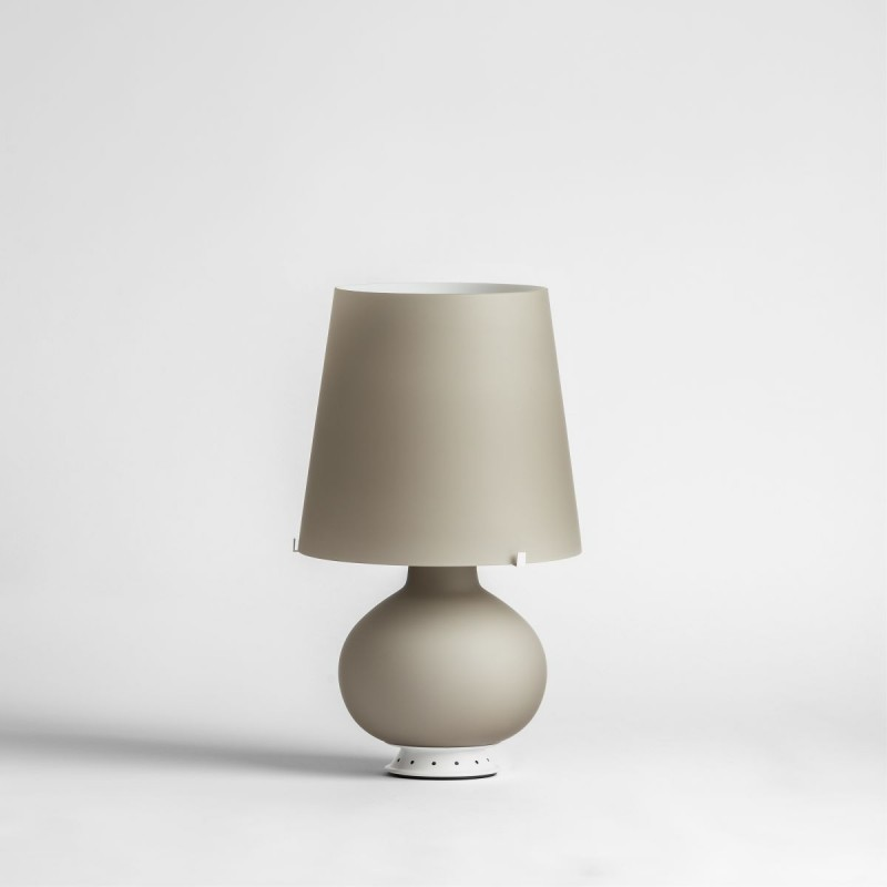 Fontana Small Table lamp in frosted