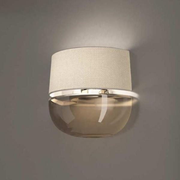 Dome A26 lampada da parete Led 12,5W 2700K