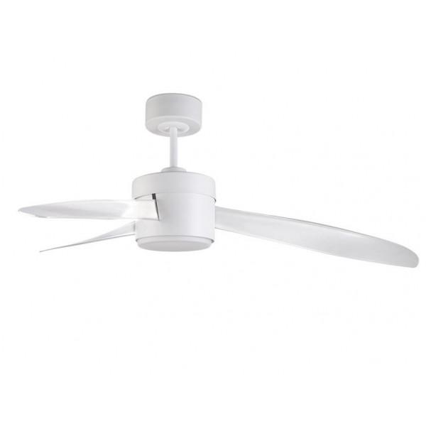 Tramuntana Ceiling fan aluminum blades Led 18,8W 3000K