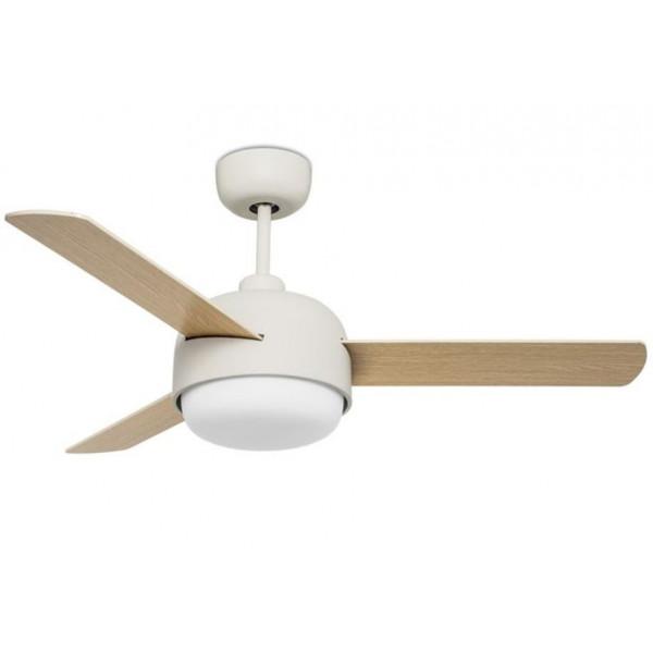 Klar Ceiling fan E27