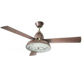 Vintage Ceiling fan plywood...