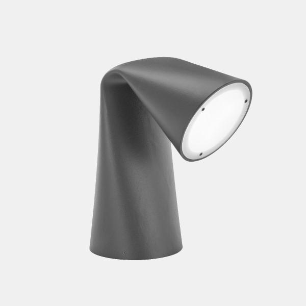 Keirei outdoor Floor lamp IP65 cast iron 23W E27