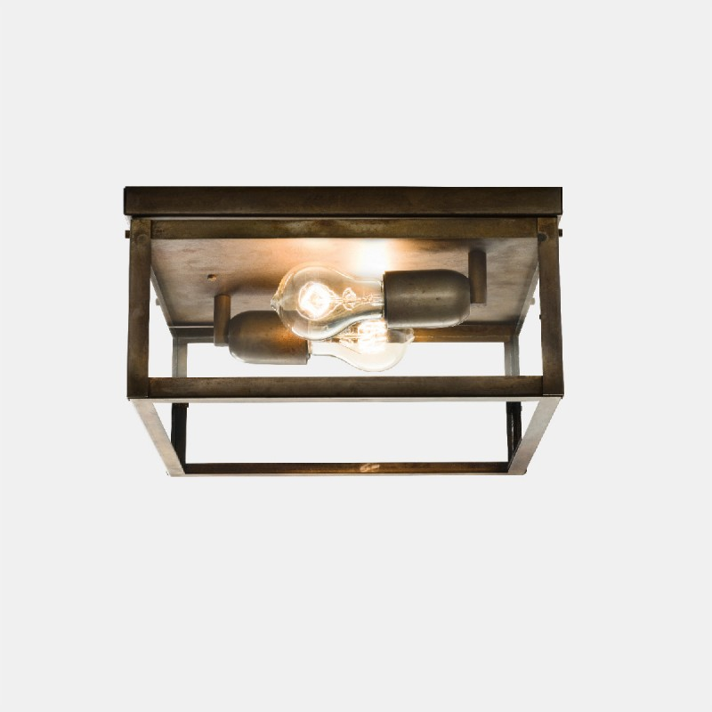 London 31x31 2 lights Ceiling lamp in