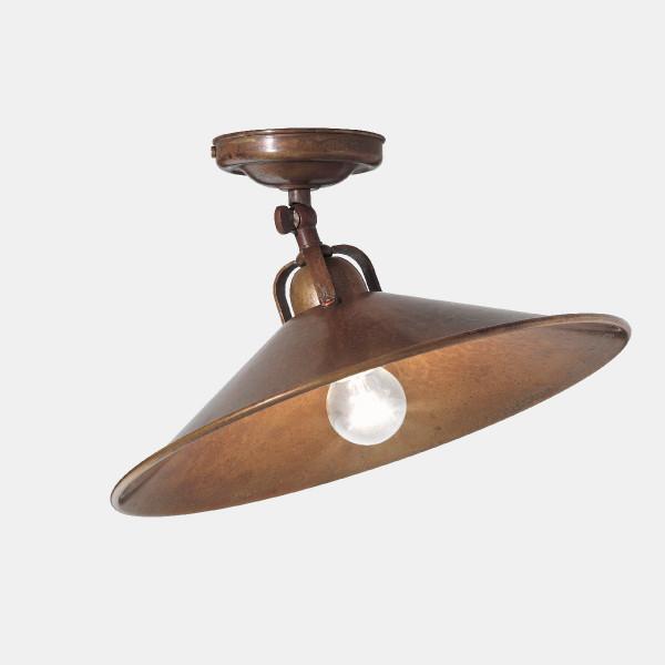 Poggio Medium c/snodo Ceiling lamp 77W E27