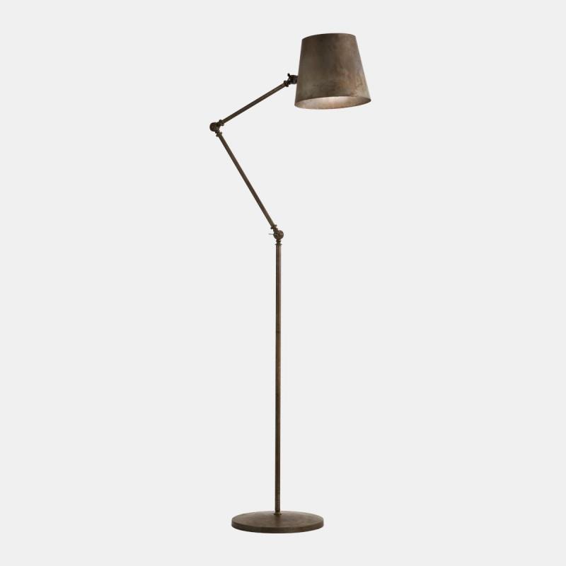 Reporter bras c / snodo 1 lampe sur pied