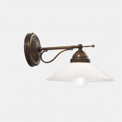 Tabià lampada da parete in...