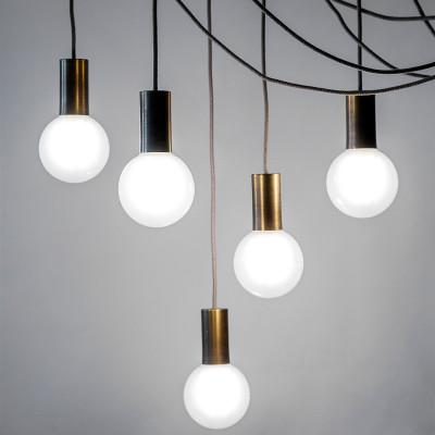 Sistema Pipe 4 luci lampada...