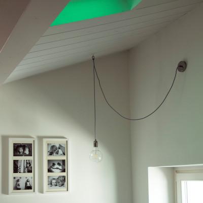 Sistema Nudo Cromo 1 light...