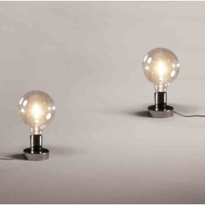 Lampe de table Nudo Chrome...