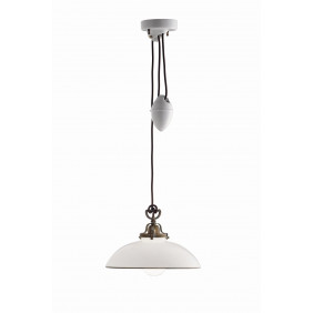 Il Fanale,Suspension, COUNTRY SALISCENDI CERAMIC