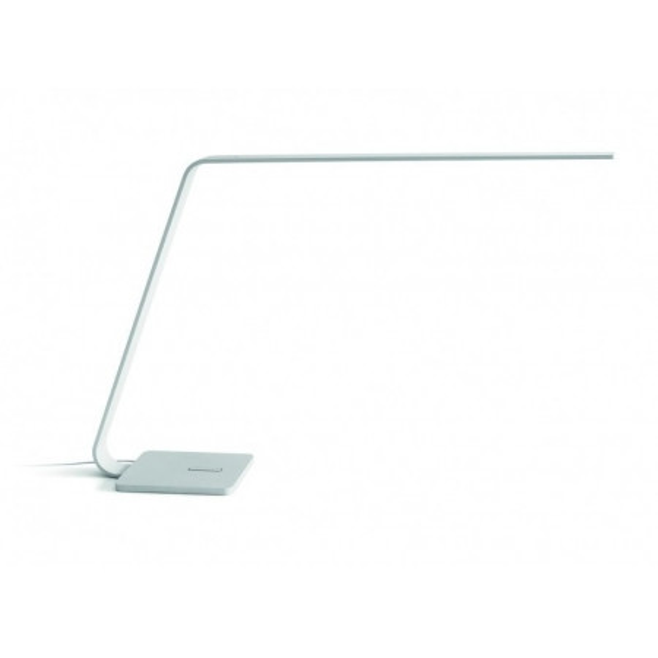 Lama 7112 lampada da tavolo struttura in alluminio Led 9W 3000K