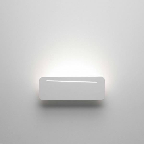 Next 7447 Structure de l'applique en matière thermoplastique peinte blanche Led 21W 3000K