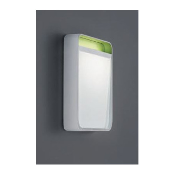 Metafora A / P 19-32 applique / plafonnier diffuseur plaque blanche Led 13W 2700K