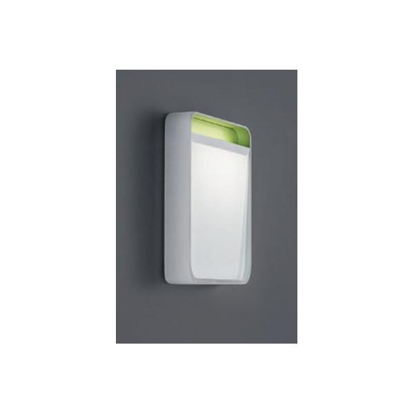 Metafora A/P 19-32 lampada da parete/soffitto diffusore in lastra bianco Led 13W 2700K