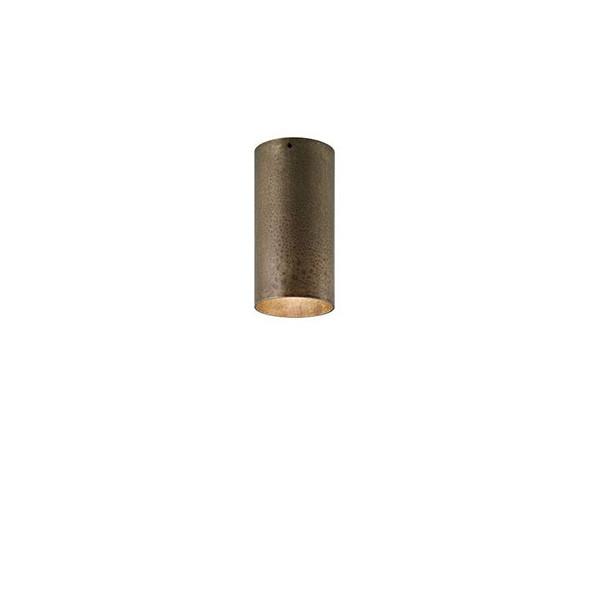 Girasoli faretto DM.6 H.11,5 lampada da soffitto 30W E14