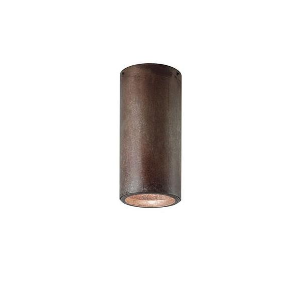 Girasoli faretto DM.8 H.16 lampada da soffitto 40W E27