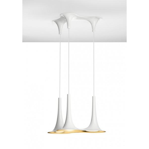 SP Nafir 3 lampada a sospensione 7,5W GU10