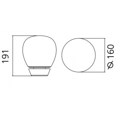 Artemide, EMPATIA 16 TABLE, Table