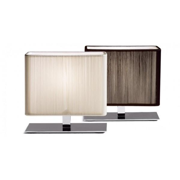 Lampe de table LT Clavius XP avec cadre chromé