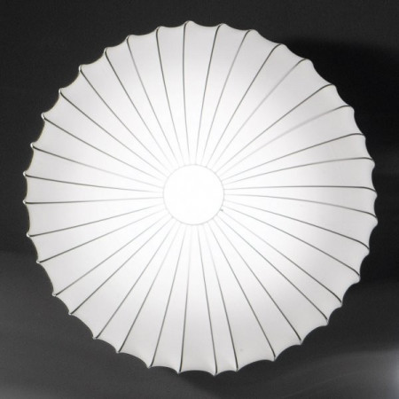 PL Muse 60 Ceiling lamp elastic fabric covering 42W E27