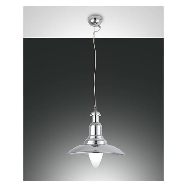 Delvin Suspension lamp metal frame 60W E27