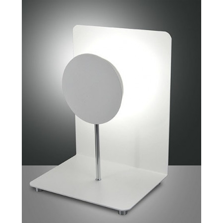 Fullmoon Table lamp metal frame Led 12W