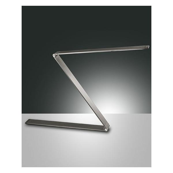 Lampe de table Fitz structure métallique Led 10W