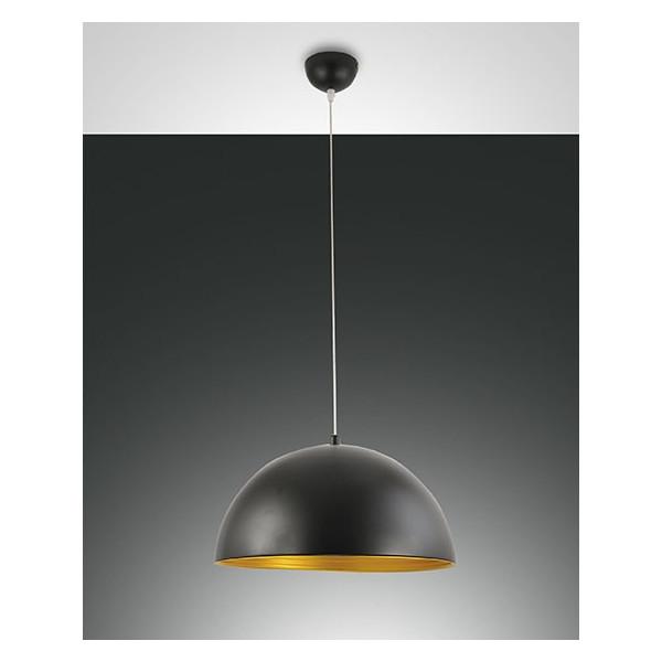 Dingle Suspension lamp metal frame 60W E27