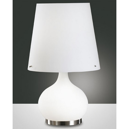 Ade Large Table lamp blown glass