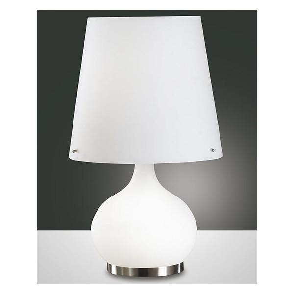 Lampe de table Ade Large en verre soufflé
